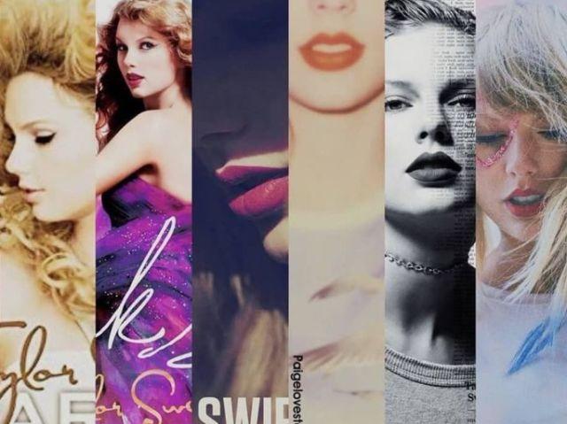 Descubra qual álbum da Taylor Swift você é e te indicaremos um filme!