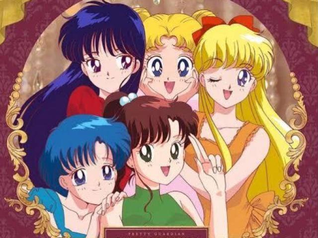 Que Guerreira de Sailor Moon Você é?