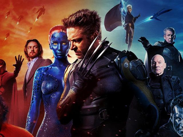 Vc conhece os personagens de X- Men?