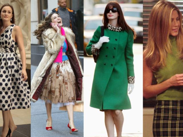 Com qual personagem fashion você mais de identifica?
