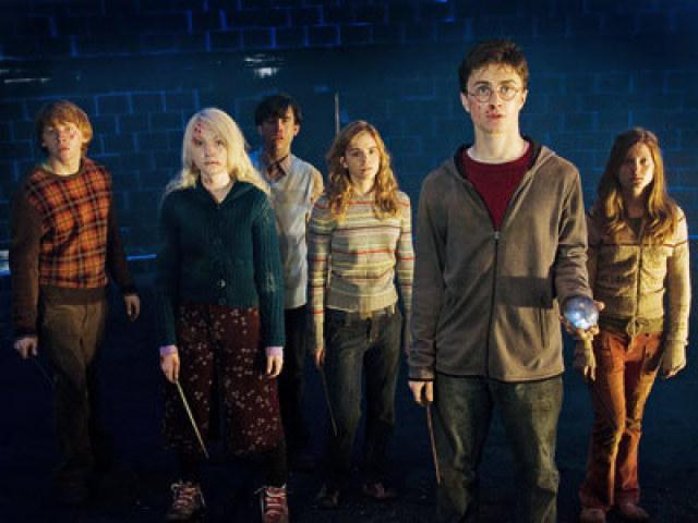 Você sabe os nomes dos atores e das atrizes de Harry Potter?
