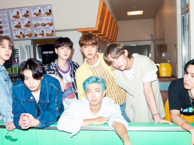 Quem do BTS iria na sua festa de 15 anos?