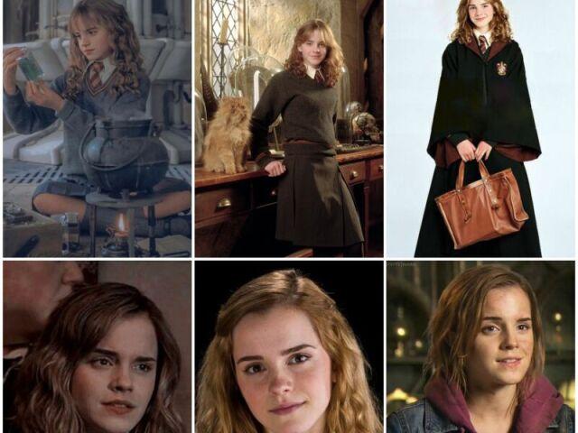 Você conhece a Hermione?