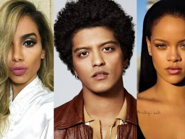 Você sabe o nome de todos esses cantores? Teste seu conhecimento agora!
