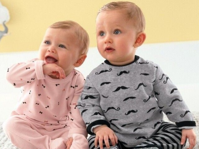 Escolha o enxoval do seu bebê menina/menino 💖