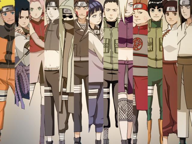 O quanto você sabe sobre Naruto clássico e Shippuden? (médio)