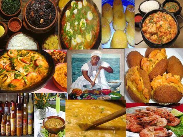 Você consegue acertar qual o nome da comida baiana pela imagem?