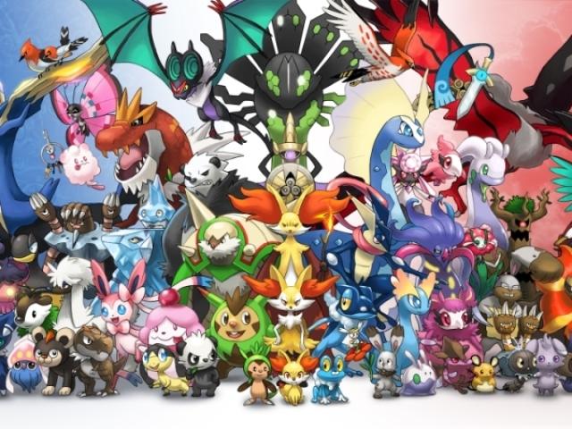 Qual seu tipo Pokémon?