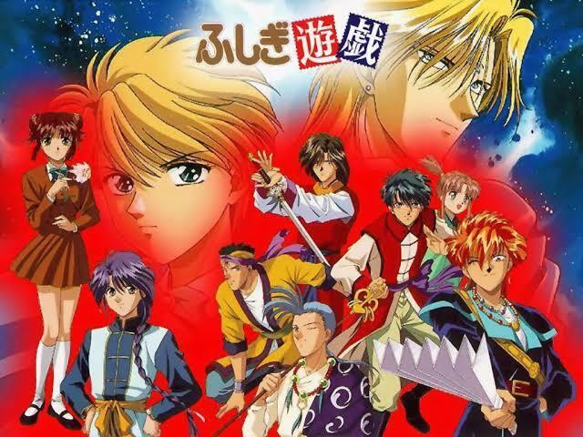 Fushigi Yuugi você conhece os personagens desse anime?