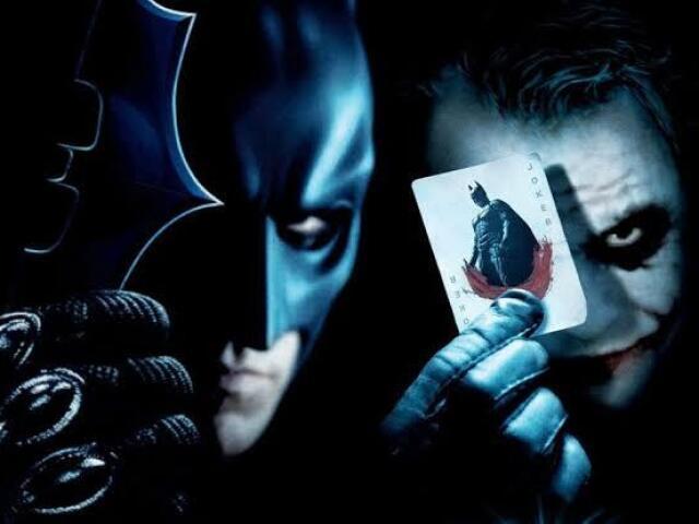 Batman o Cavaleiro Das Trevas