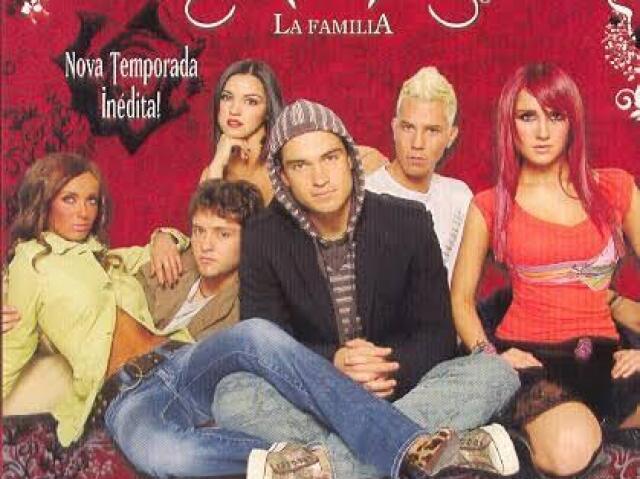 Você é fã de RBD La Família?