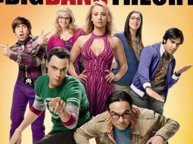O quanto você conhece a série The Big Bang Theory?