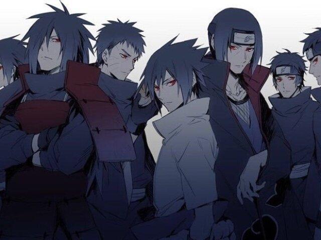 Qual membro do clã Uchiha você seria?