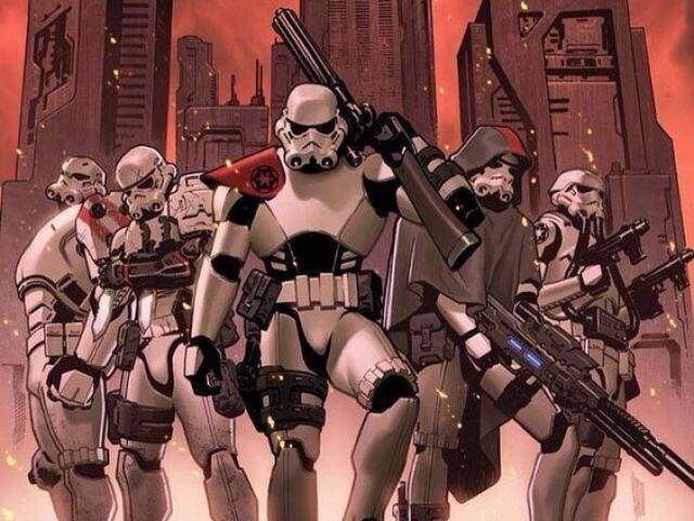 Que tipo de stormtrooper você seria?