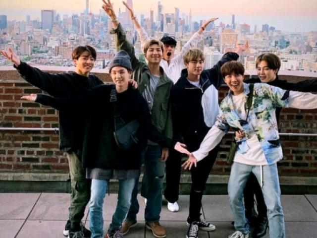 Quiz qual integrante do BTS você seria?