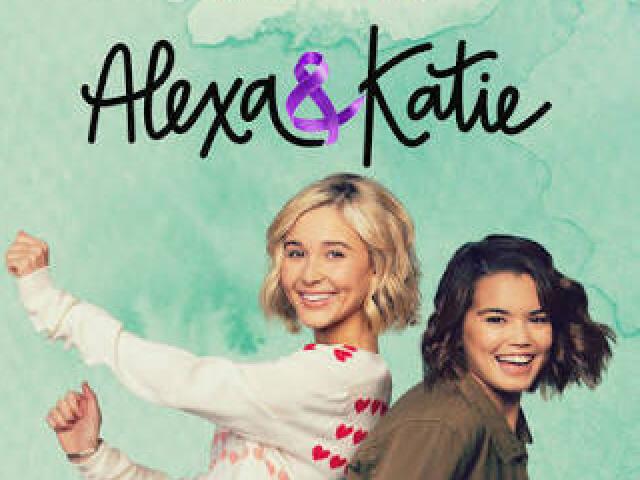 Você conhece Alexa e Katie?
