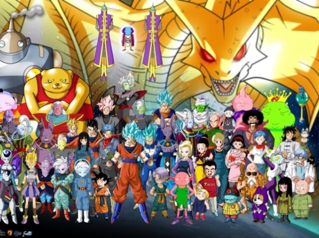 Quem é esse personagem de Dragon Ball? parte 2