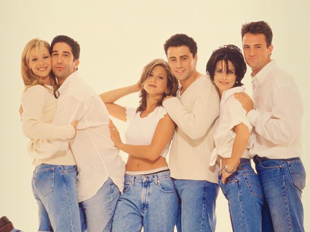 Você conhece bem a série Friends?