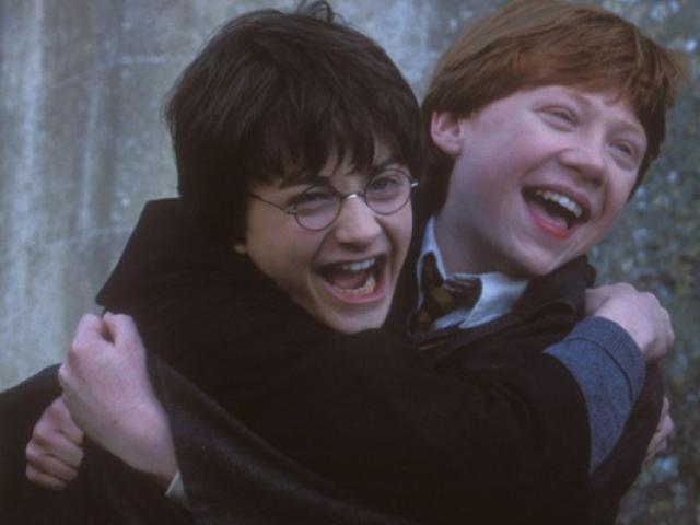 Quem é seu namorado de Harry Potter?