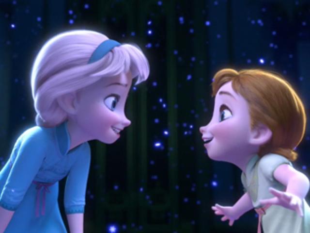 Você é mais Anna ou Elsa?