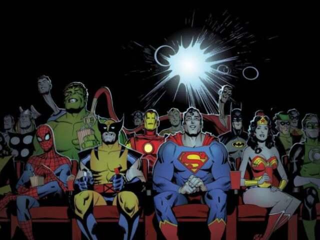 Que Super-Heroi és tu?
