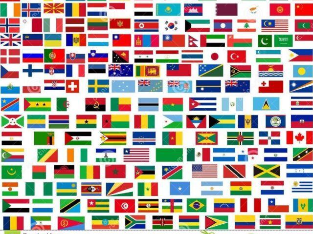 Quiz Bandeiras Mundiais