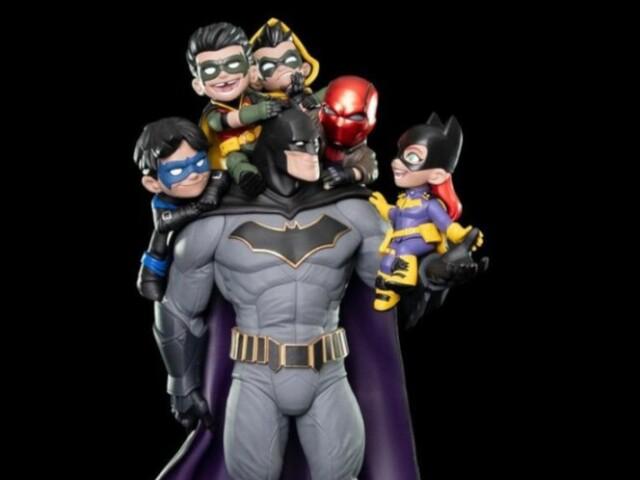 Quem você seria na Bat-Família