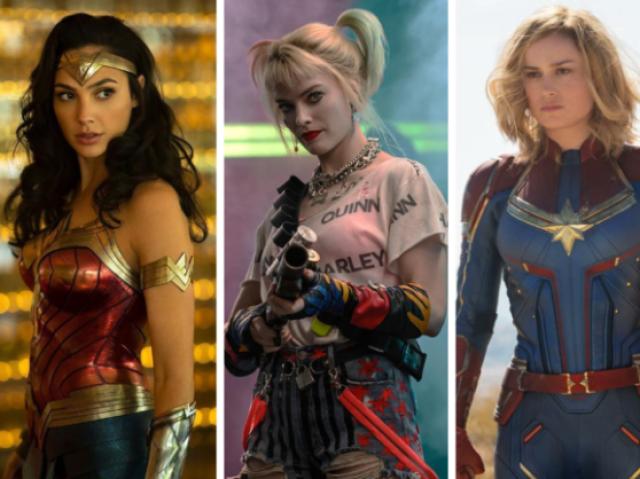 Qual heroína você seria?
