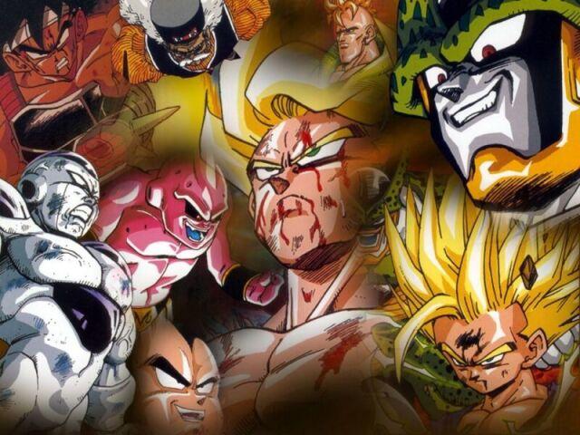 Quem você seria em Dragon Ball Z?