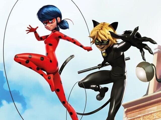 """Você conhece """"Miraculous: As Aventuras de Ladybug""""?"""