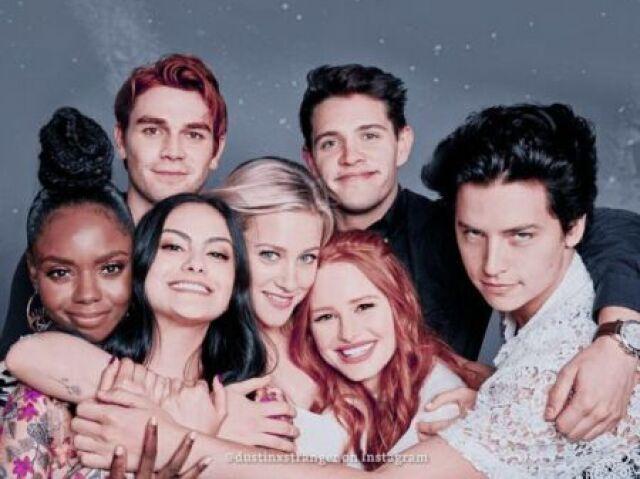 Quem você seria de Riverdale?