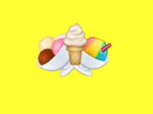 Monte seus sorvetes