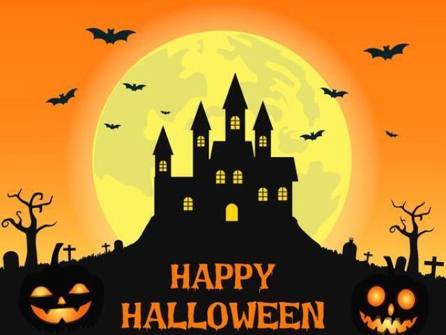 Como seria seu Halloween?