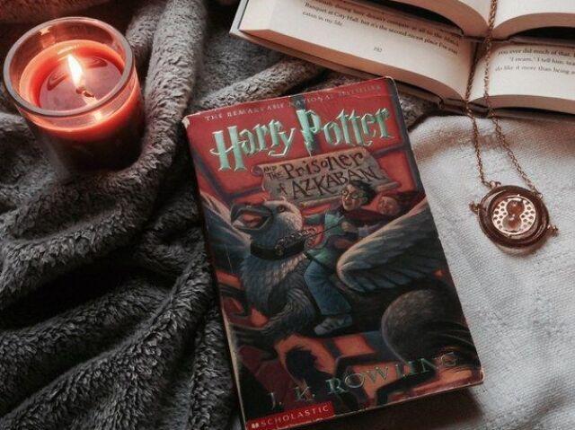 De qual Casa de Hogwarts você seria? (Harry Potter)