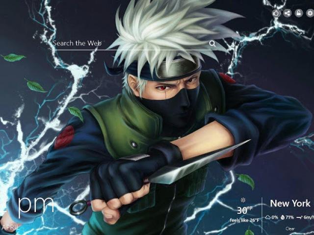 Você realmente conhece o Kakashi? (Naruto)