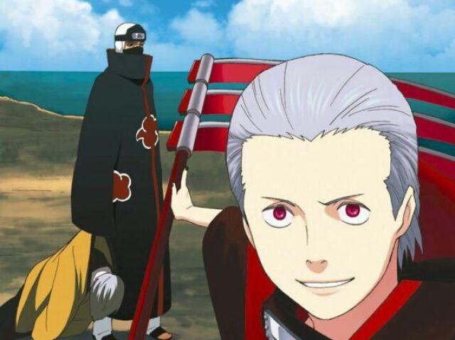Você é mais Hidan ou Kakuzu? (Naruto)