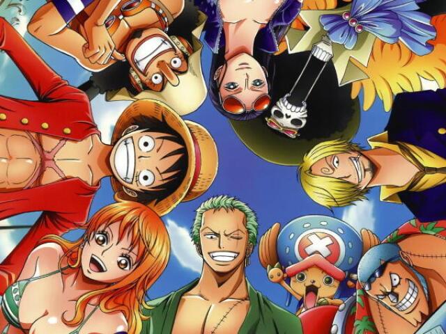 Quem você é de One Piece?
