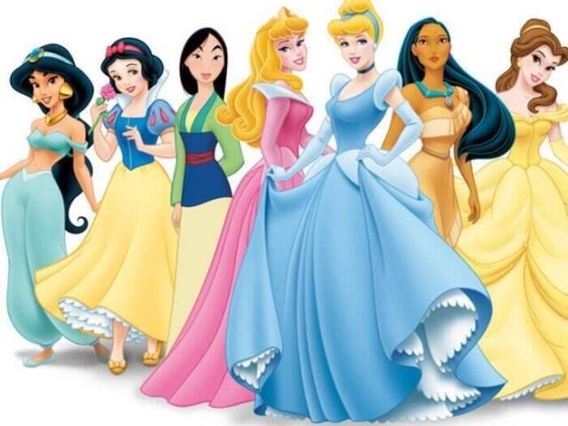 Qual princesa você é!?