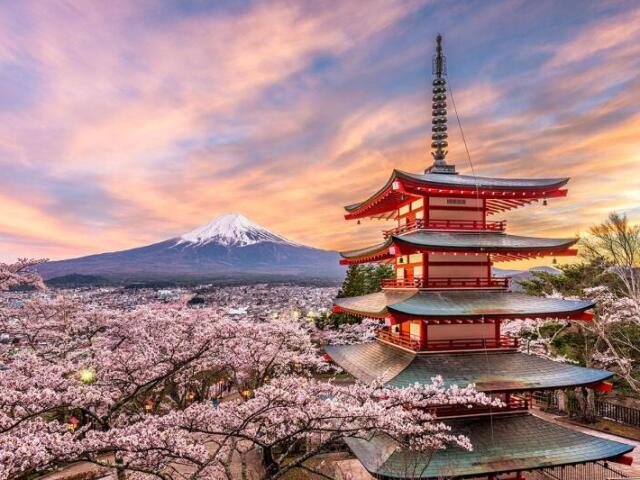 Monte seu álbum de fotos no incrível Japão