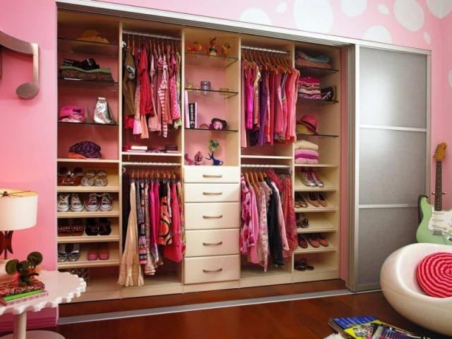 Monte seu armário e veja qual é o estilo