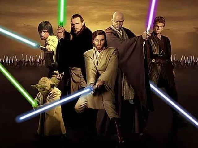 Qual Jedi mais combina com você?