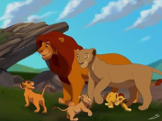 Você sabe tudo sobre rei Leão?