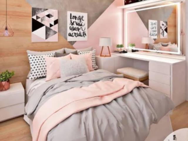 Monte seu quarto e direi seu estilo!