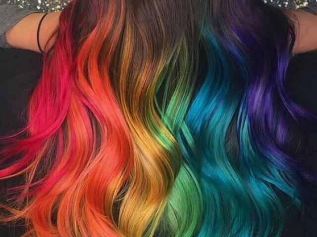 Qual cor de cabelo você deveria pintar?