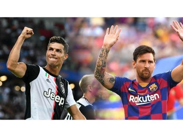Messi ou Cristiano Ronaldo?