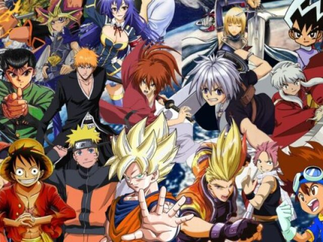Você conhece mesmo sobre animes?
