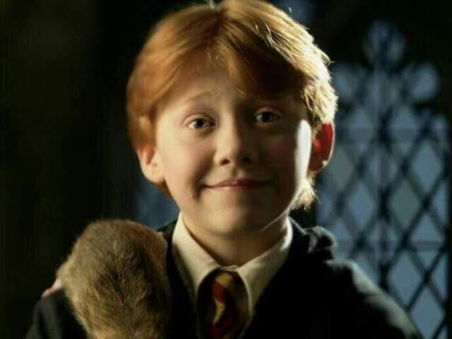 Você conhece Ronald Weasley?
