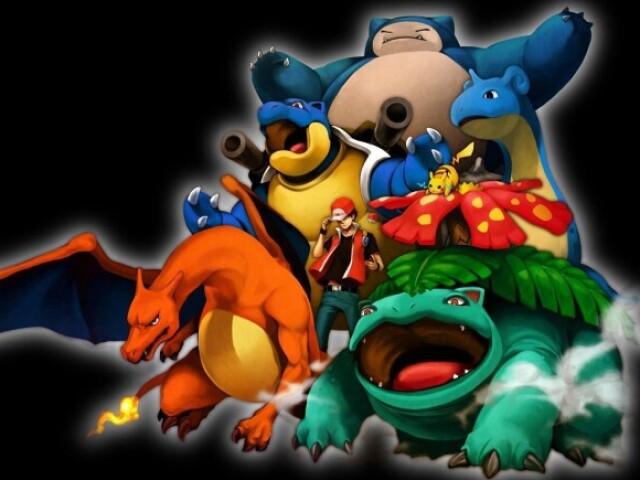 Qual dos iniciais do Ash você seria?