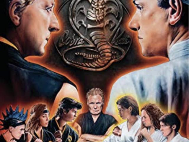 Quem você seria na série Cobra Kai