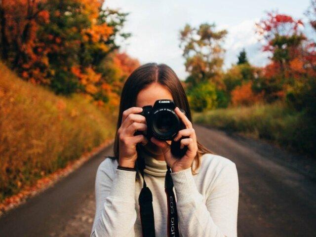 Monte sua sessão de fotos